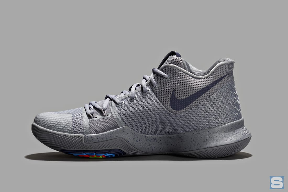fbd7c22c1125e ... closeout nike kyrie 3 cool grey midnight navy pure release date medial  852395 001 5de48 b1596