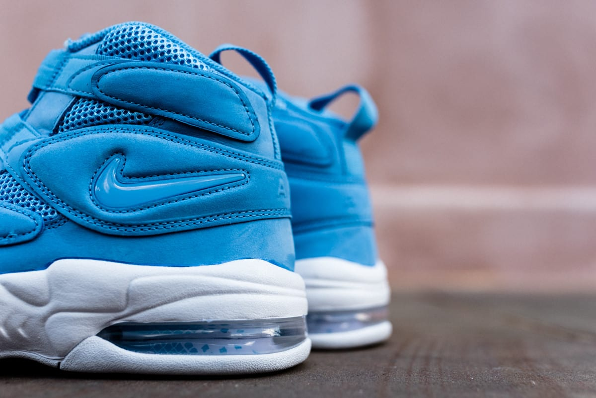 Nike Air Max2 Uptempo 94 AS University Blue Heel Angle Release Date