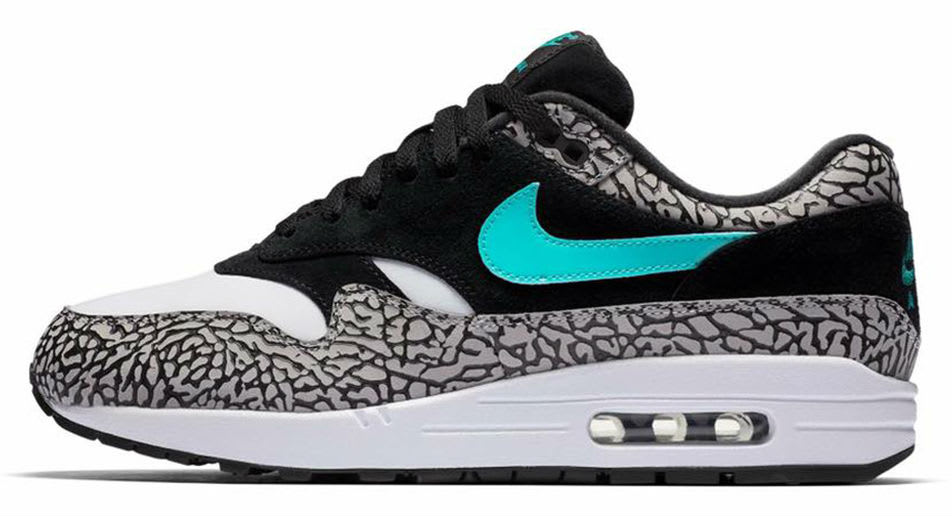 Nike Air Max 1 Atmos Elephant 2017 Release Date Profile