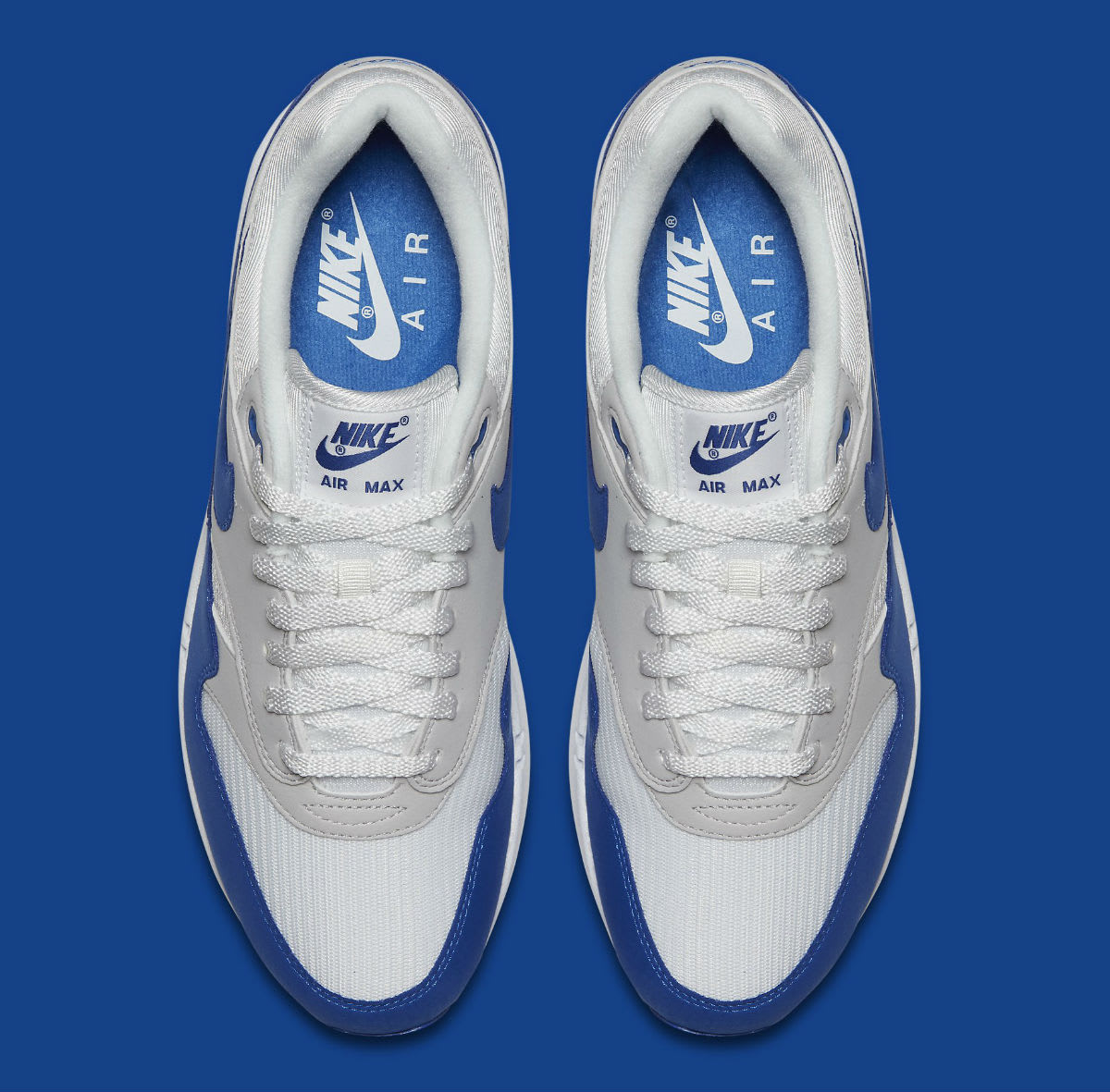 Nike Air Max 1 OG Blue Anniversary Release Date Top 908375-101