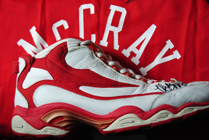 Nikki McCray Sneakers
