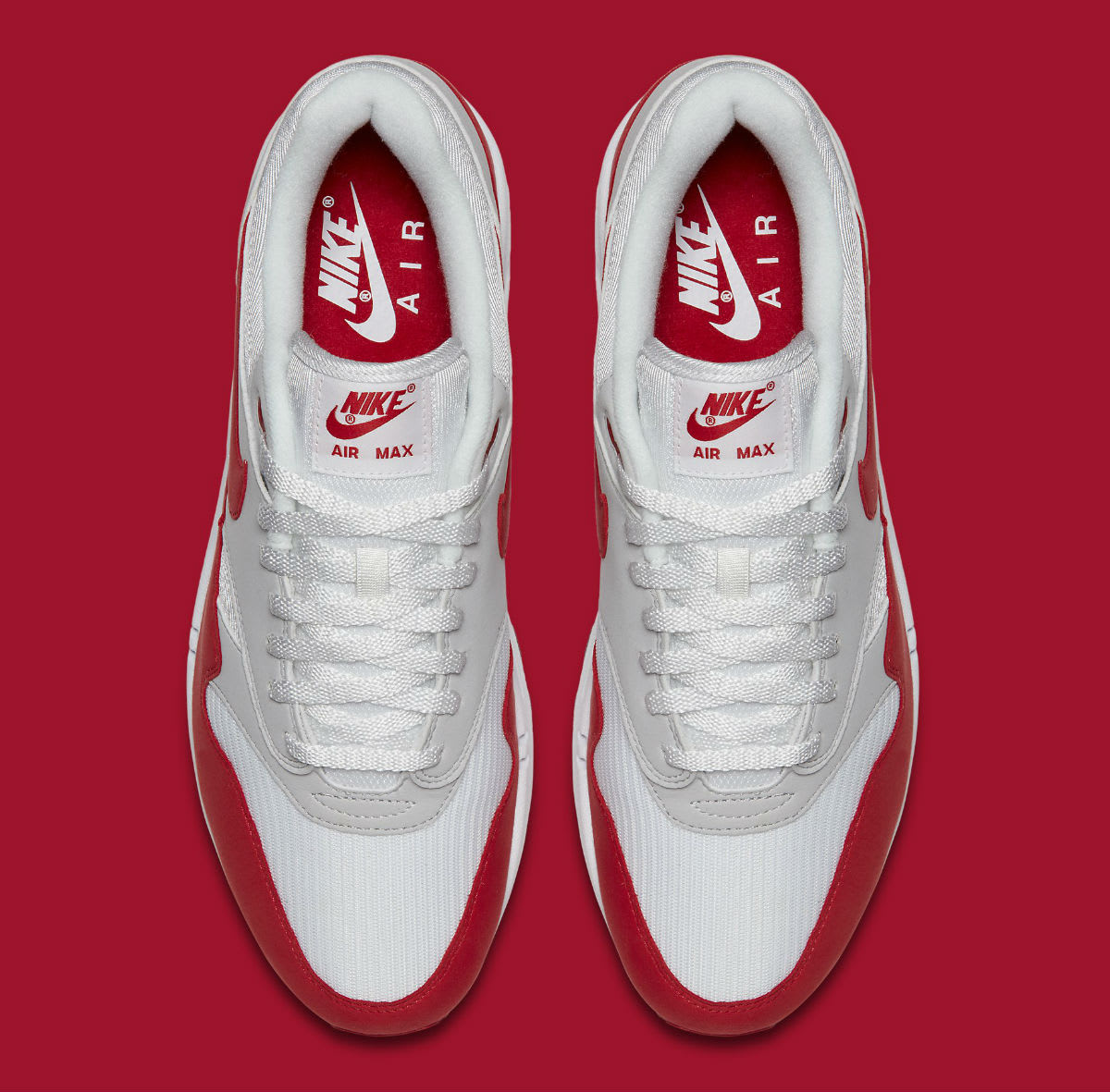 Nike Air Max 1 OG Red Anniversary Release Date Top 908375-100
