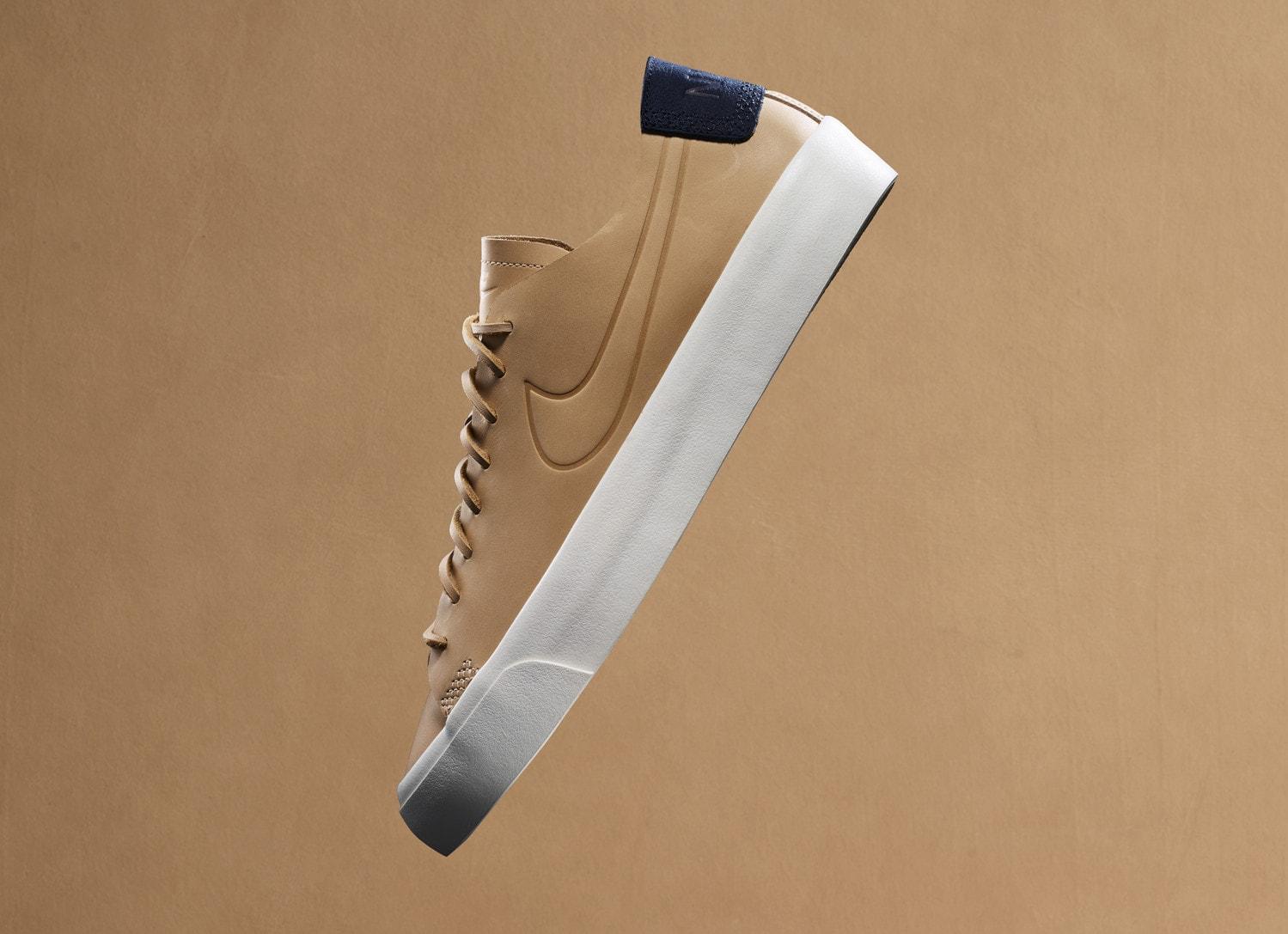 Nike Blazer Vachetta Tan