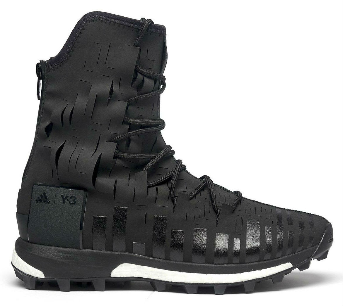 hot sale online e4852 554e9 Adidas Y3 Sport Evasion High Ultra Boost | Sole Collector