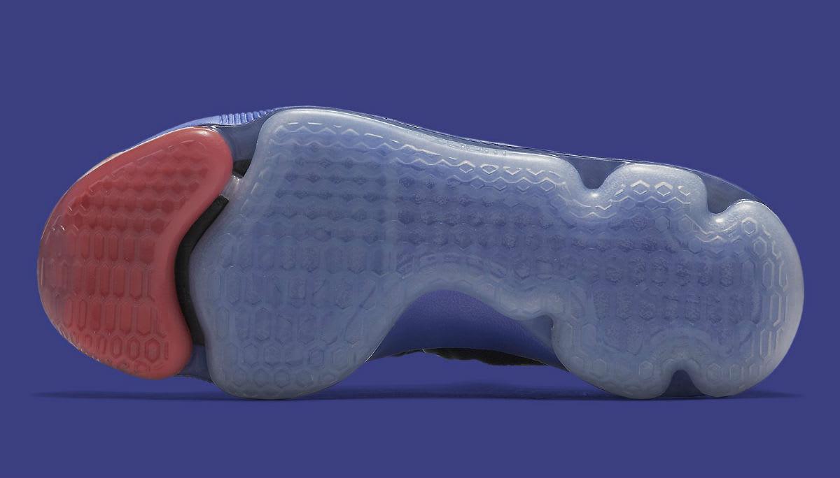 Nike KD 9 Roar From the Floor Release Date Sole 855908-484