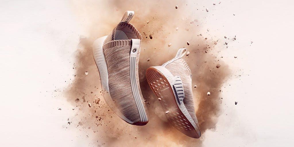 Kith x Naked Adidas Consortium NMD CS2