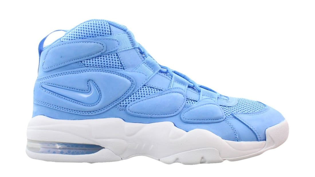 Nike Air Max 2 Uptempo University Blue Sole Collector Release Date Roundup