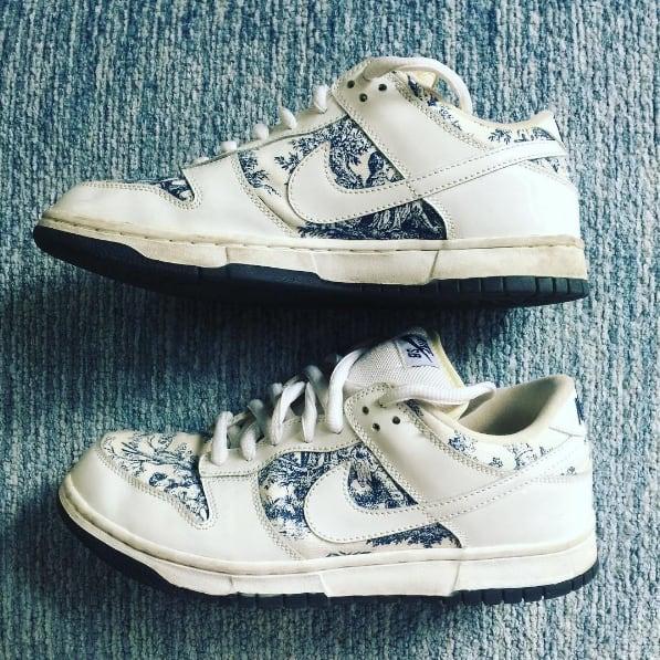 Shares Unreleased Nike SB Dunks