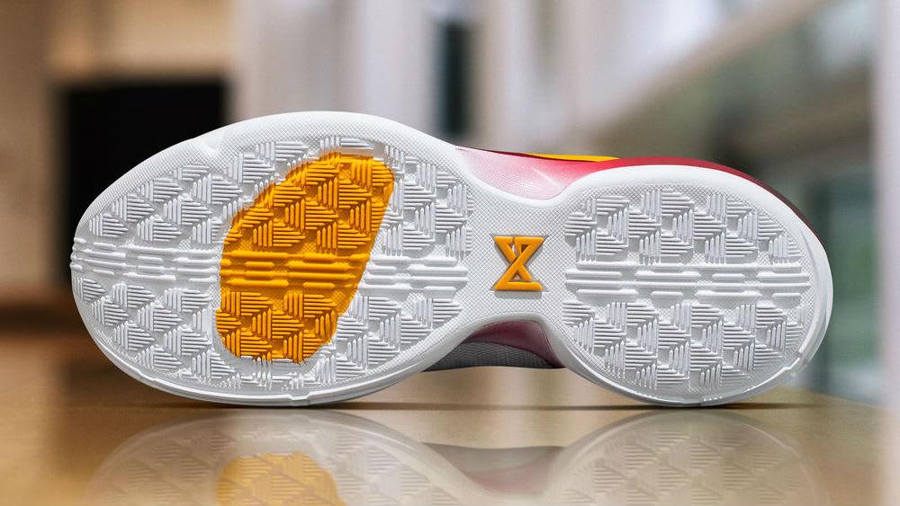Nike PG1 Hickory PE Sole