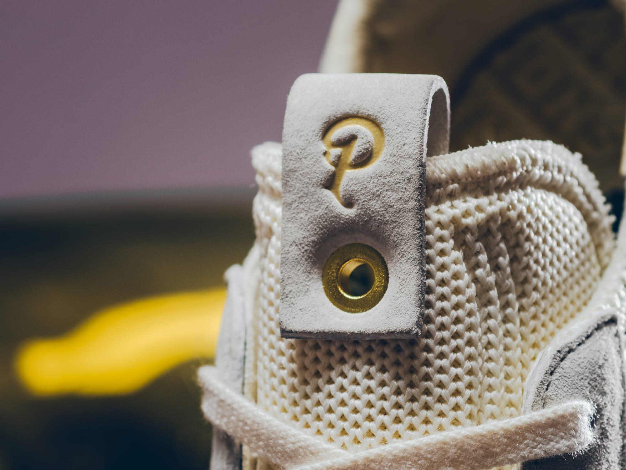 Sneaker Politics Adidas Gazelle Primeknit Tongue