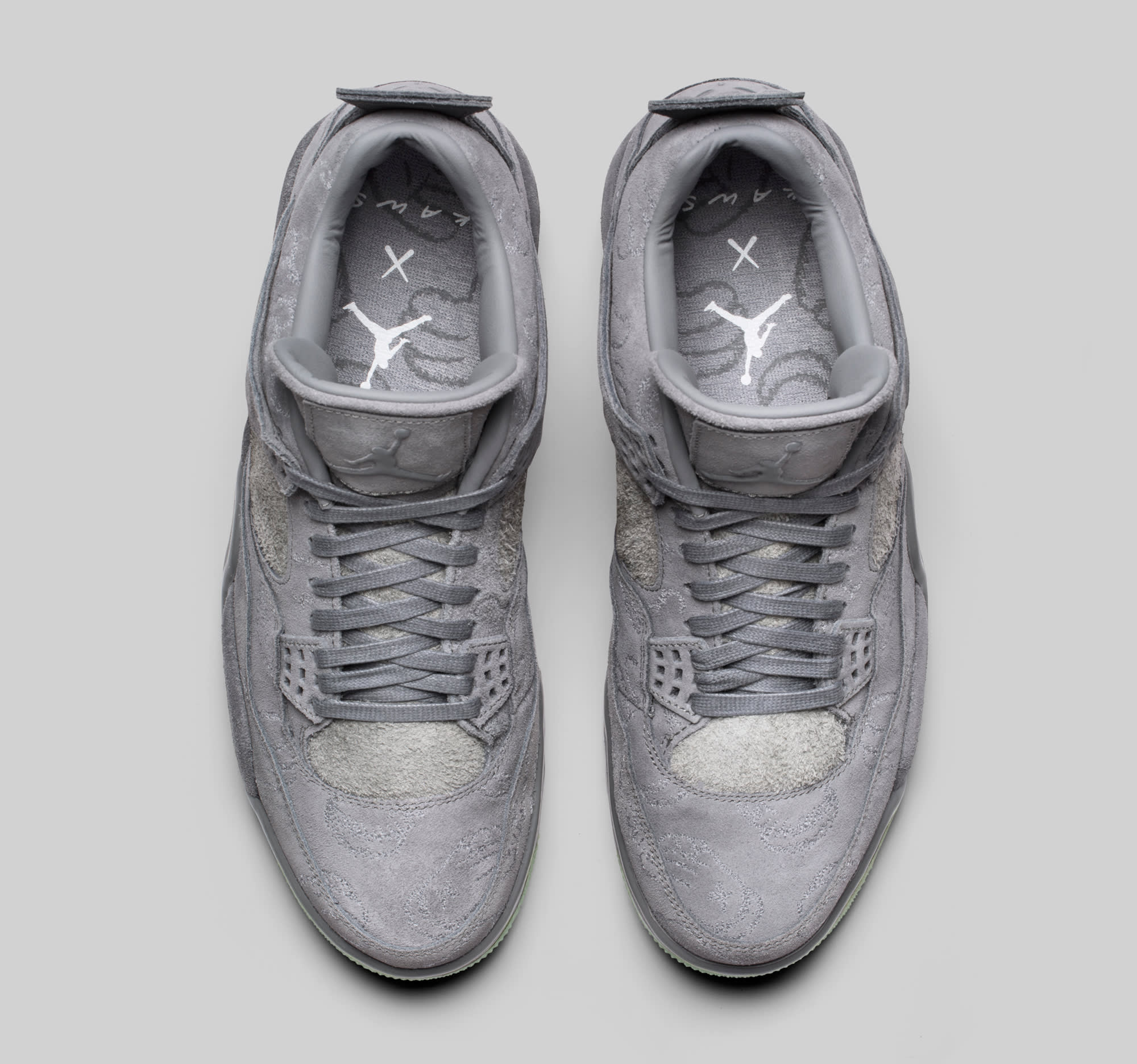 Air Jordan 4 Kaws Top