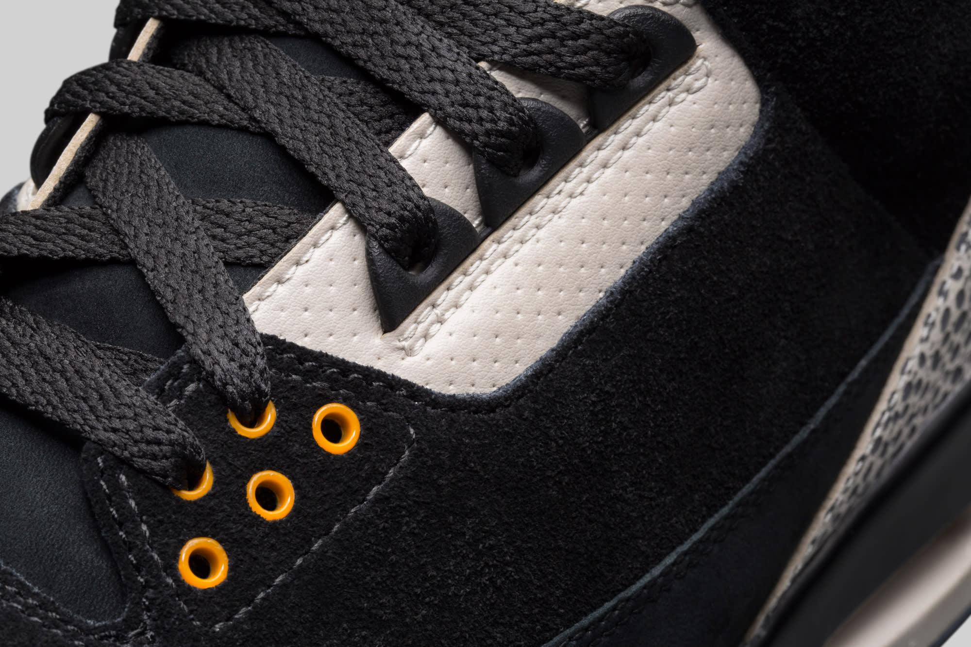 Atmos Air Jordan 3 Detail