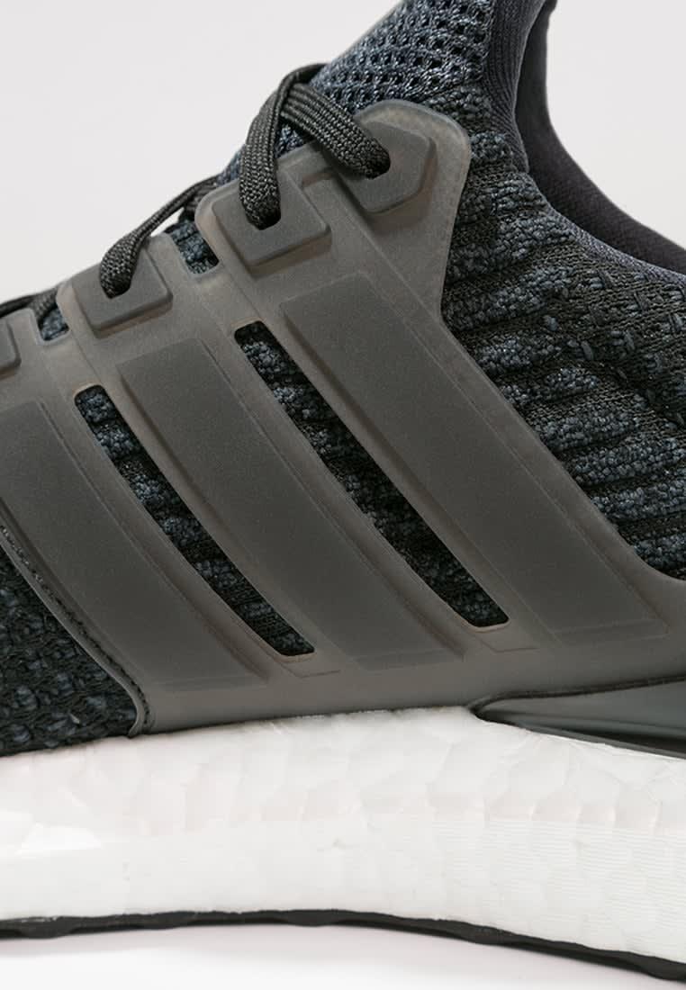 Adidas Ultra Boost 4.0 Black Grey Medial