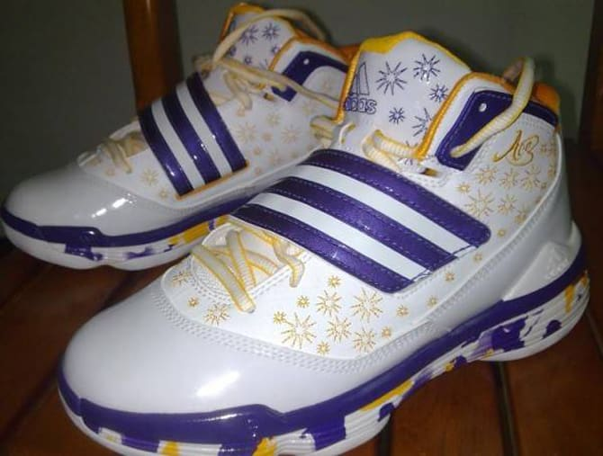 Candace Parker Adidas Sneakers