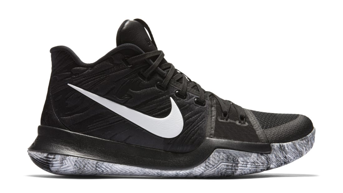Nike Kyrie 3 BHM Sole Collector Release Date Roundup