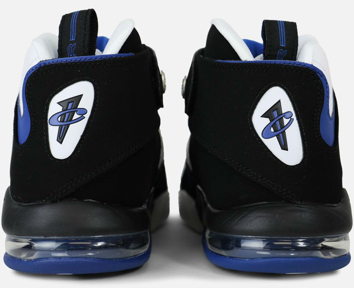 Nike Air Penny 4 Orlando Release Date Heel 864018-100