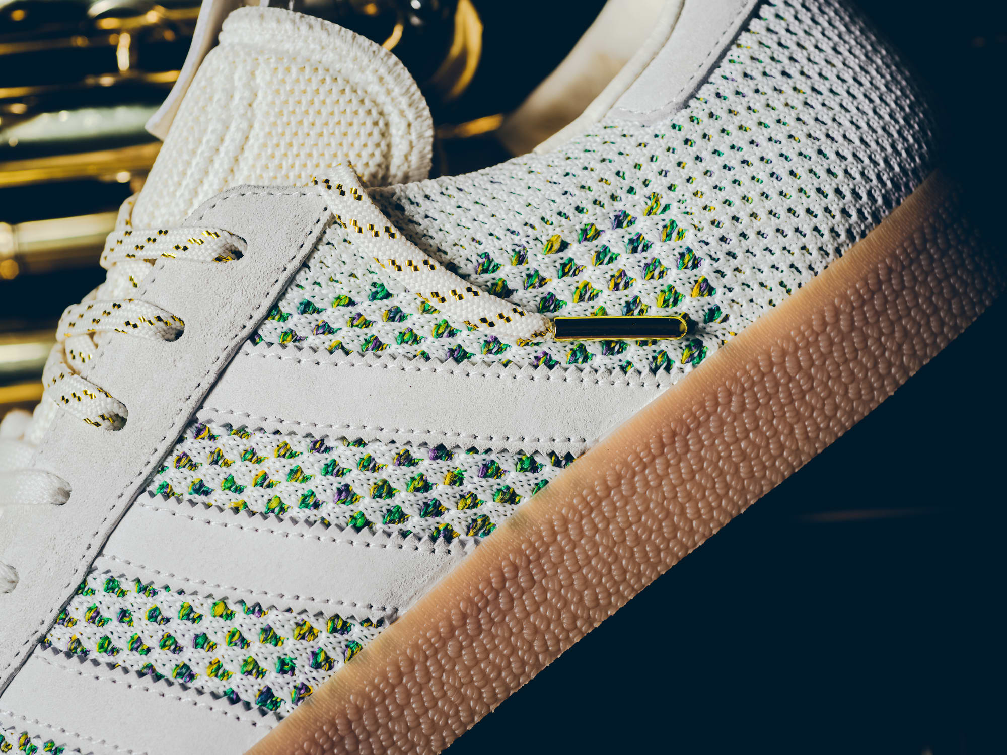 Sneaker Politics Adidas Gazelle Primeknit Upper