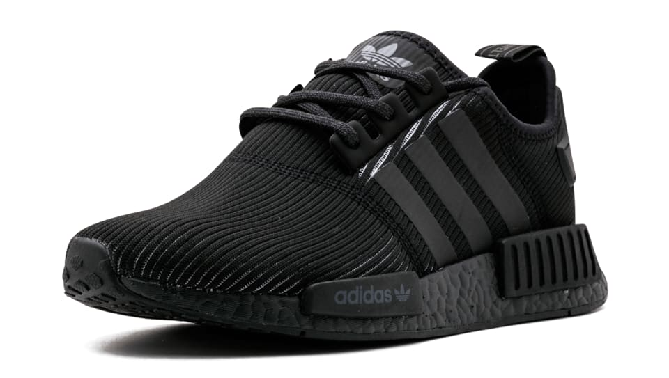 Triple Black Adidas NM...