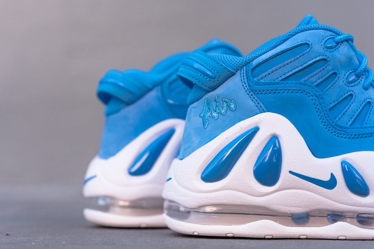 Nike Air Max Uptempo 97 AS University Blue Rear Quarter Release Date