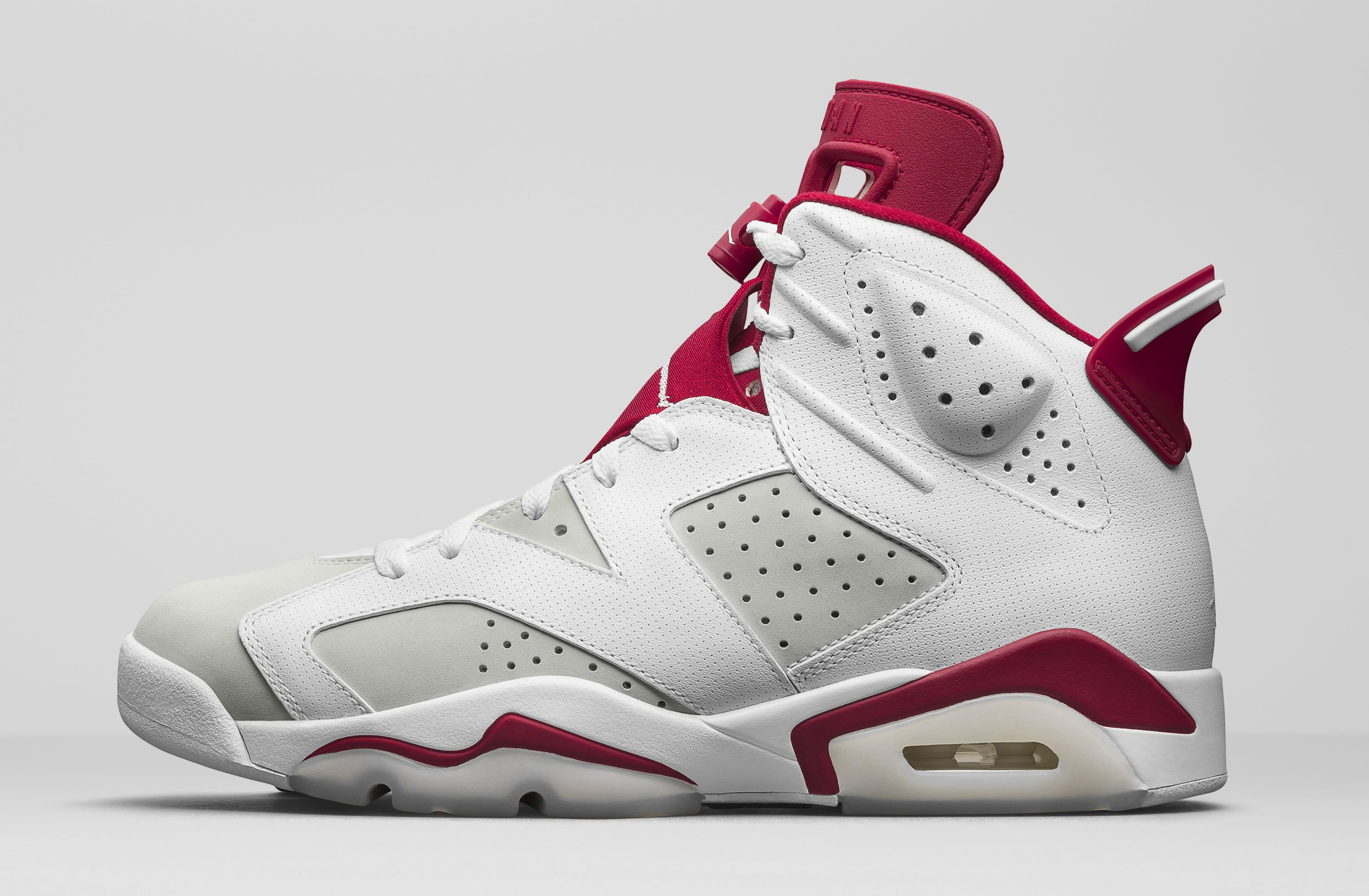Michael Jordan Air Jordan 6 Alternate | Sole Collector