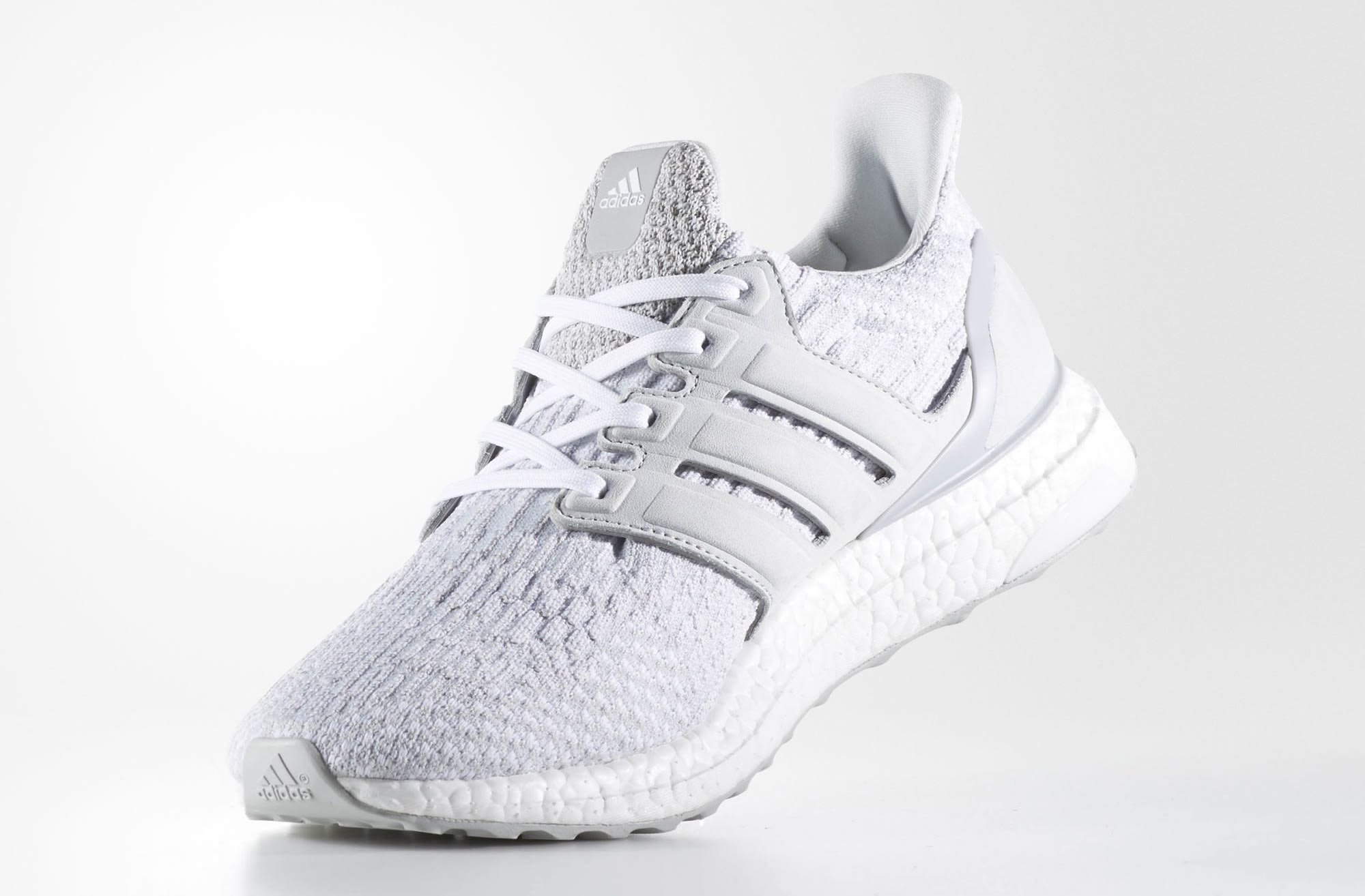 detailing d9e7c 4195f Reigning Champ Adidas Ultra Boost Grey BW1116 | Sole Collector