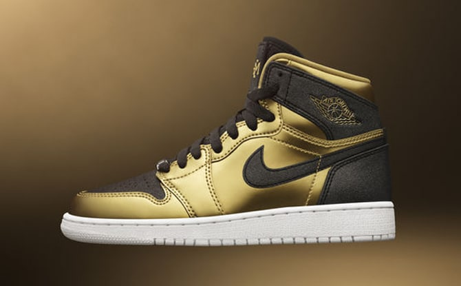 Air Jordan 1 GG BHM 2017