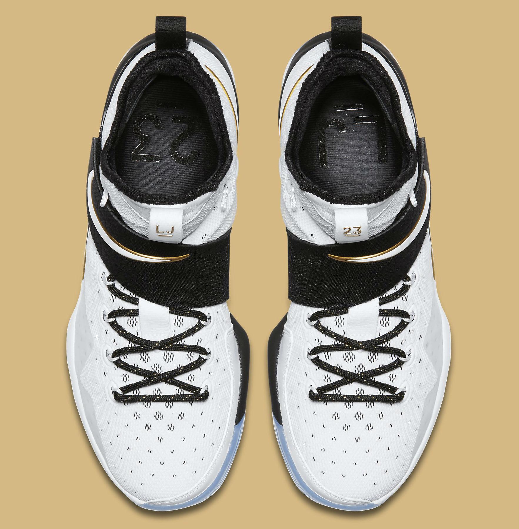 Nike LeBron 14 BHM Release Date Top 860634-100