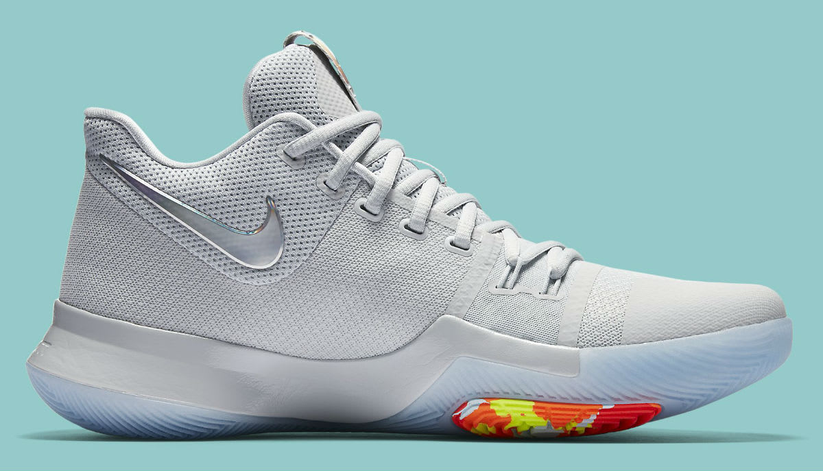 d2917ebd365 Nike Kyrie 3 Time to Shine Release Date Medial 852416-001