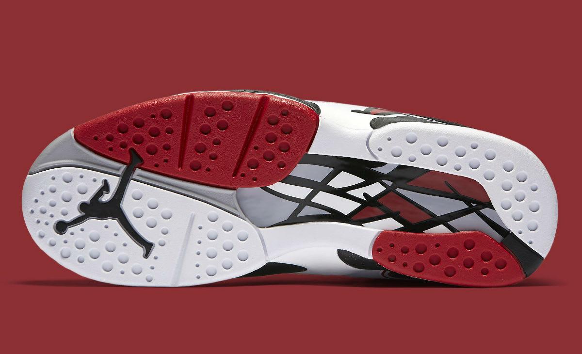 Air Jordan 8 Alternate Release Date Sole 305381-104