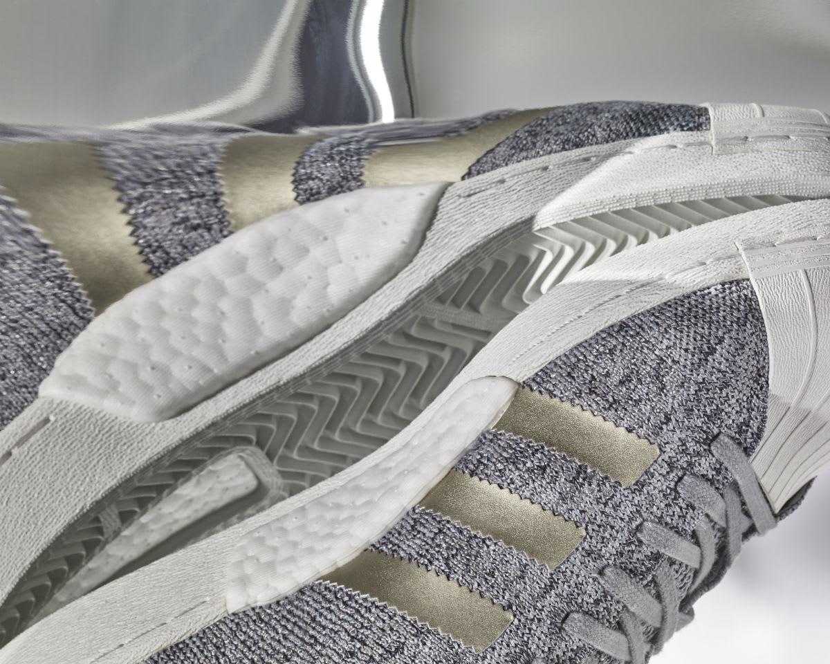 Golden Goose: White Superstar Sneakers SSENSE