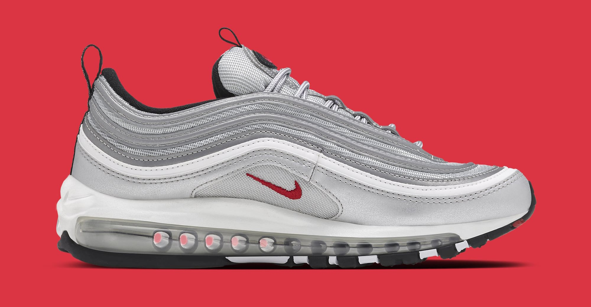 best service 3fe23 7a7d5 OG Silver Nike Air Max 97 2017 Release Date | Sole Collector