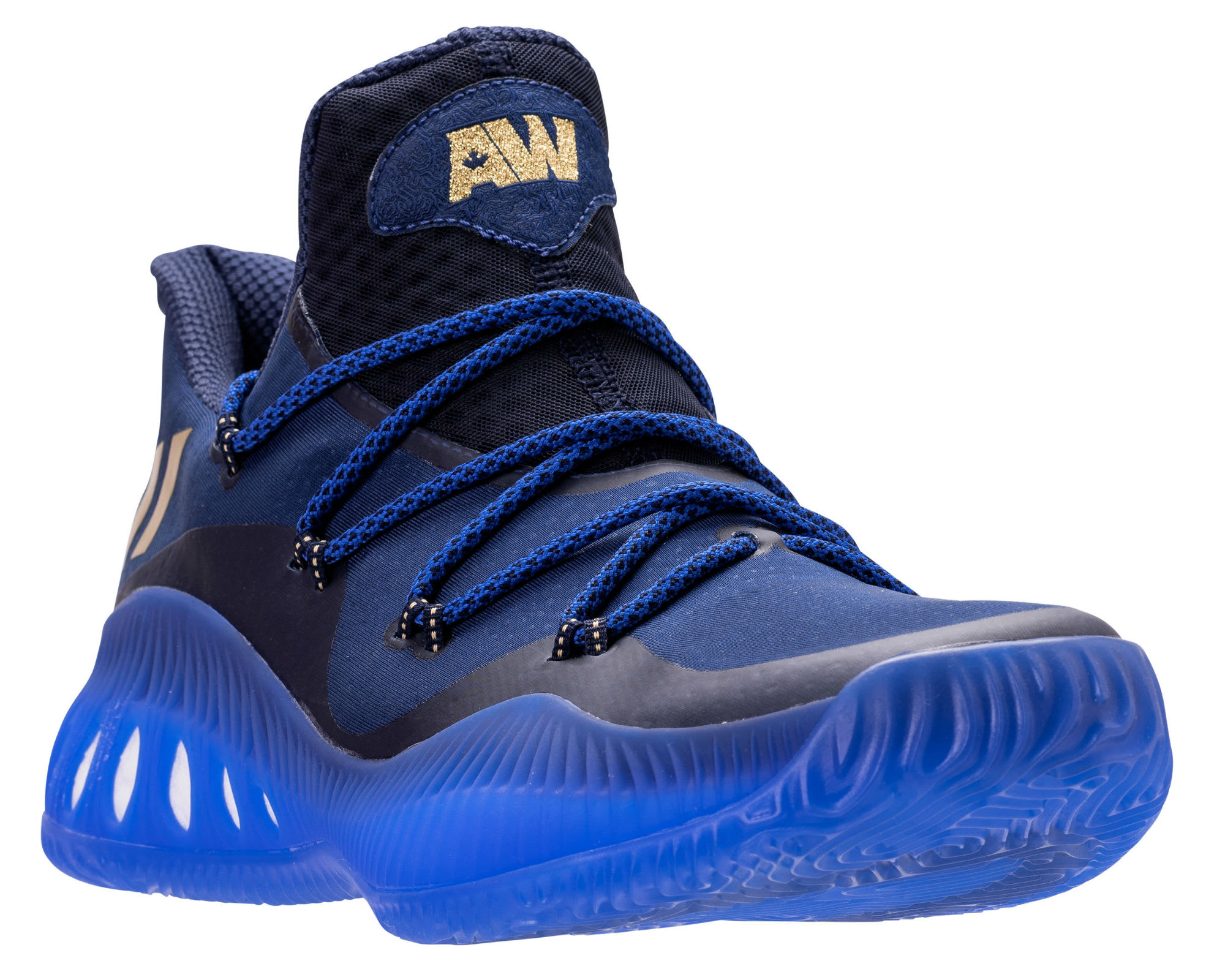 finest selection 25473 342eb Adidas Crazy Explosive Low Andrew Wiggins PE Main Release Date BW0571