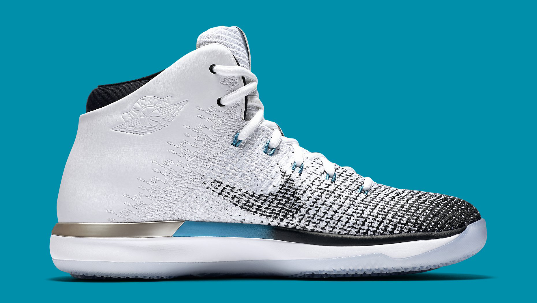 e85f3733489329 Image via Nike N7 Air Jordan 31 854272-003 Medial ...
