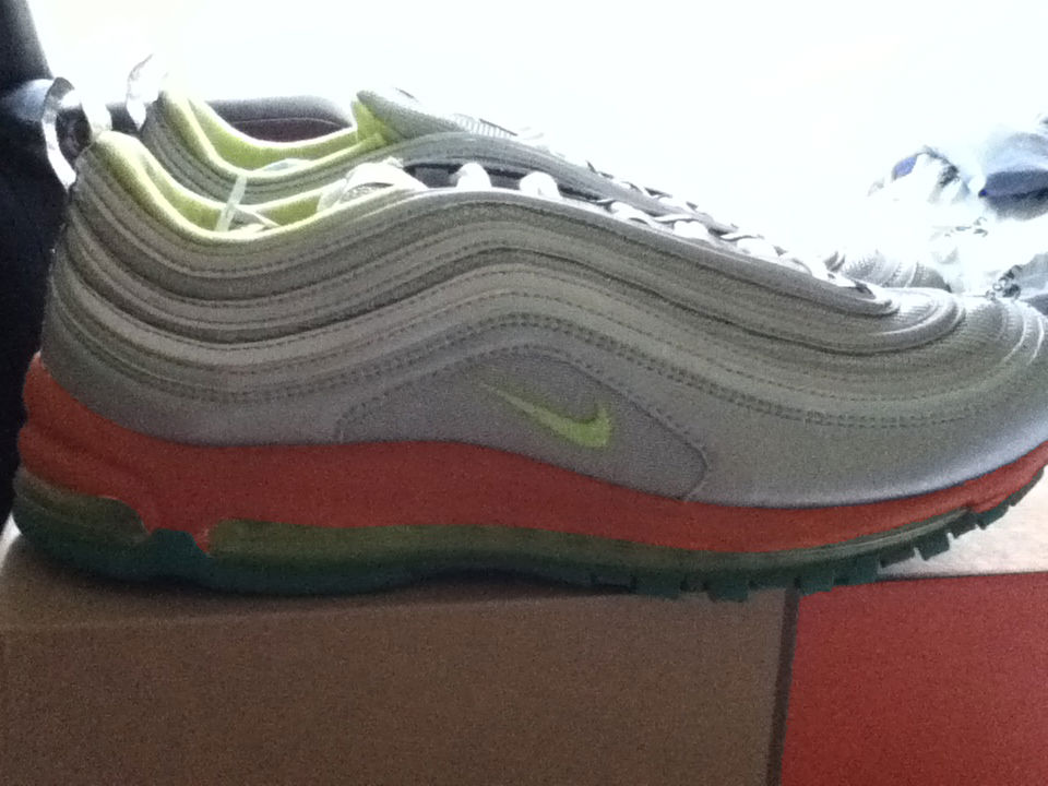 Spotlight // Pickups of the Week 8.25.13 - Nike Air Max 97 BRS by jeffskicks