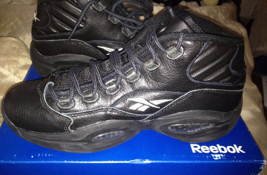 Reebok Question Black/Silver