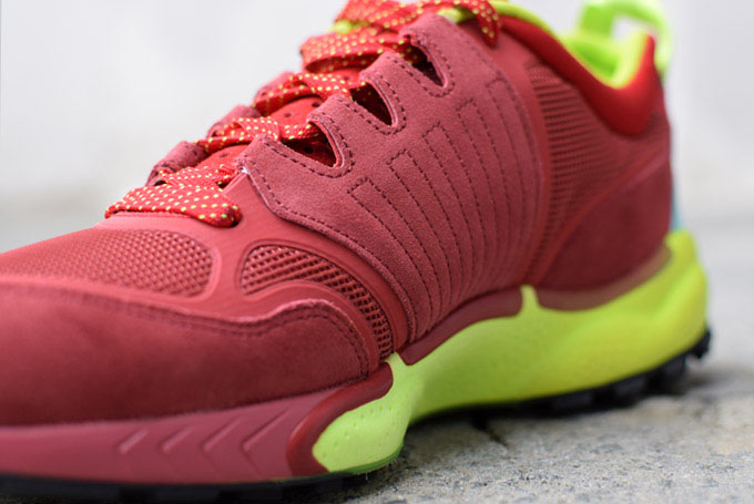 a20099b7ba47 Nike Zoom Talaria 2014 Cedar Fierce Green-Gym Red (6)