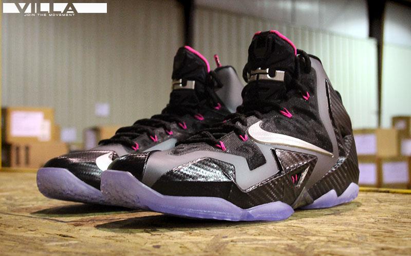 first rate adf75 945b5 Nike LeBron 11  Miami Nights  (4)