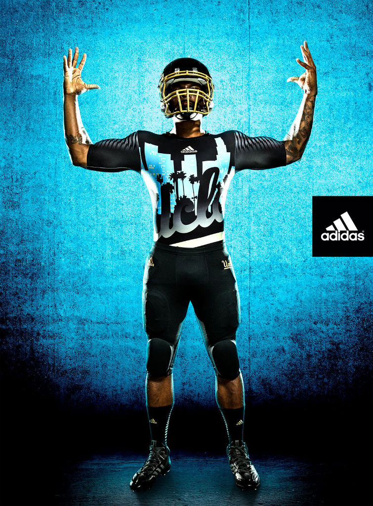 97e5dd476 adidas Unveils New UCLA  LA Midnight  TECHFIT Uniform