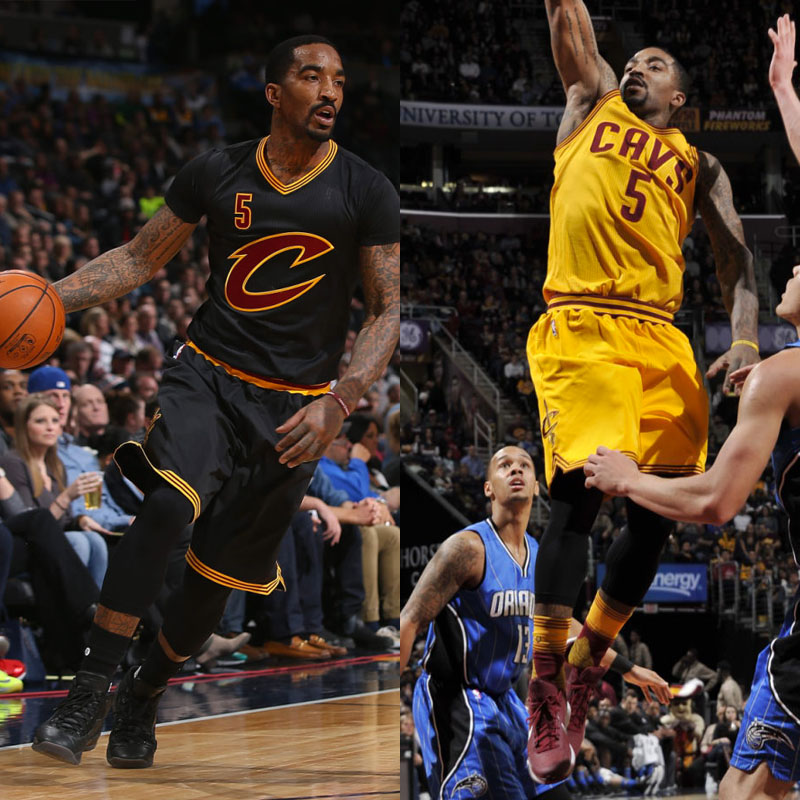 #SoleWatch NBA Power Ranking for January 3: J.R. Smith