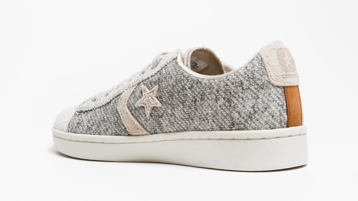 Converse First String Pro Leather Ox Japanese Terry heel