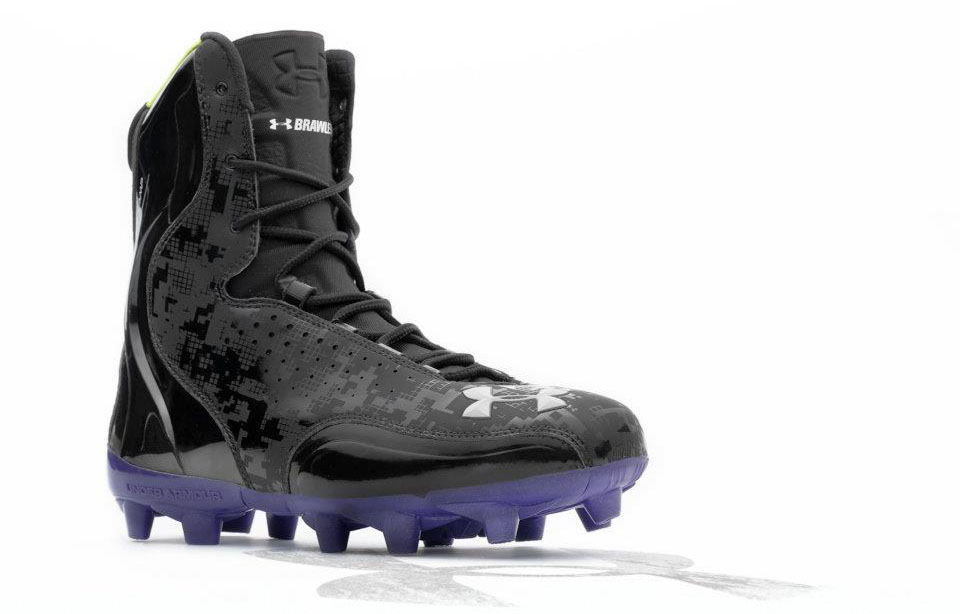 Under Armour Team Exclusive Highlight Brawler for Northwestern (1)