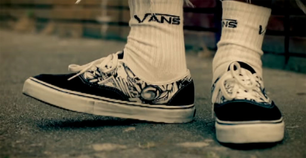 The Pack Vans Video featuring Vans