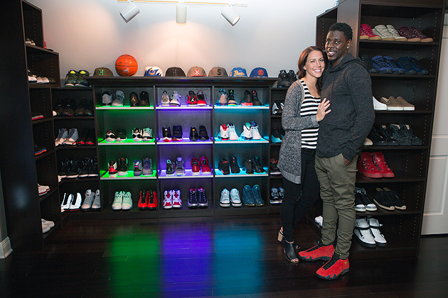 Are You Impressed By This Nba Player S Sneaker Closet