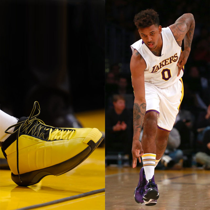 #SoleWatch NBA Power Ranking for January 10: Nick Young