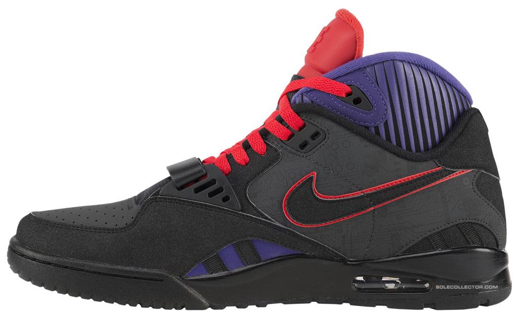 Nike Air Trainer SC 2 Premium QS Megatron Calvin Johnson 637804-001 (3) f5cc62e84