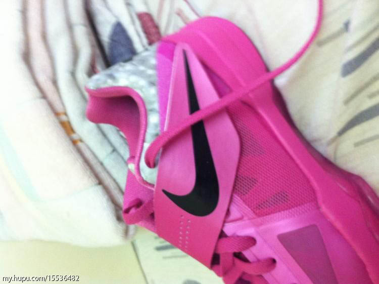 Nike Zoom KD IV Aunt Pearl Kay Yow Think Pink 473679-601 (3)