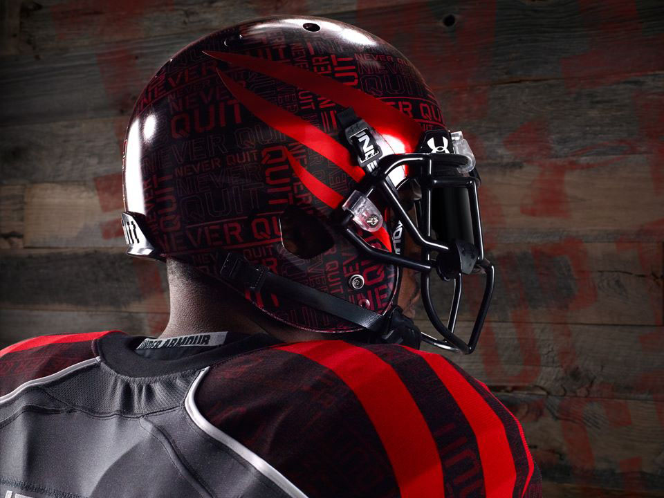 Under Armour Unveils 2013 Texas Tech Lone Survivor Uniforms (6)