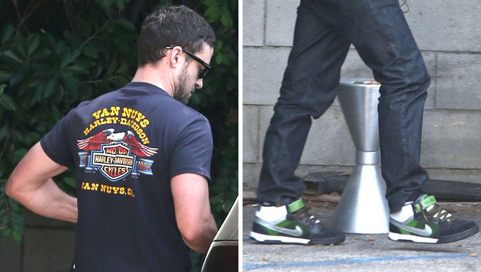 Justin Timberlake Wears Nike 6.0 Air Mogan Mid | Sole Collector