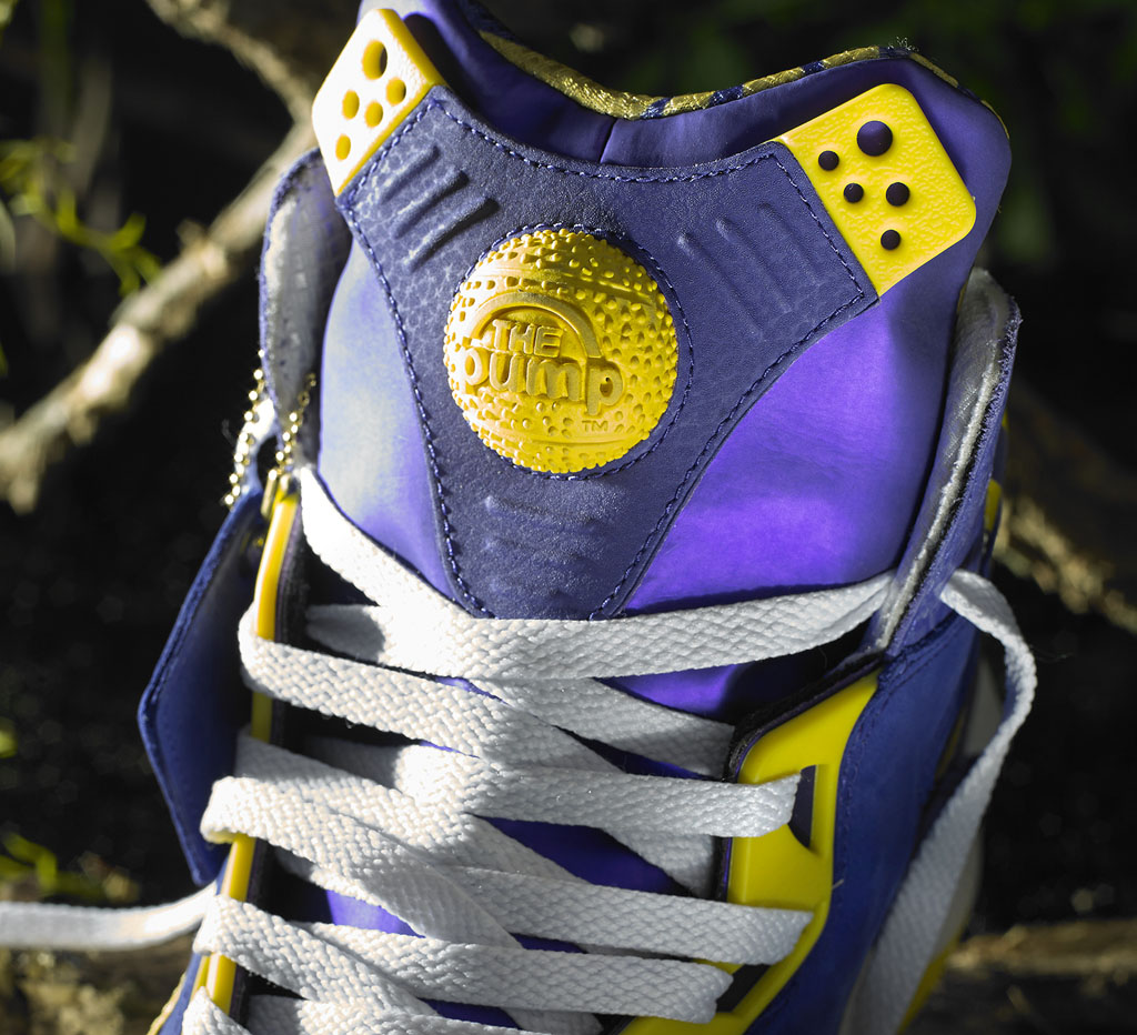Reebok Shaq Attaq LSU Tigers (4)