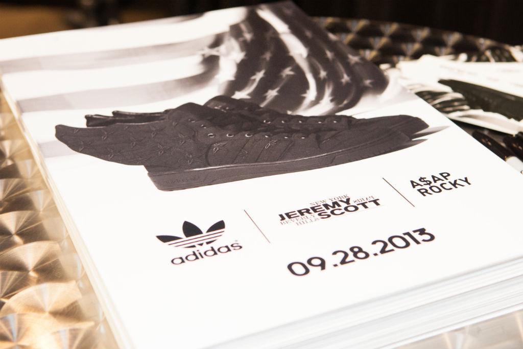 A$AP Rocky x Jeremy Scott adidas Wings 2.0 Reveal Event Photos (5)